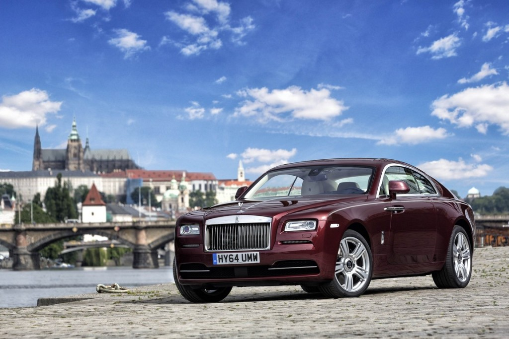 Rolls-Royce Motor cars Prague